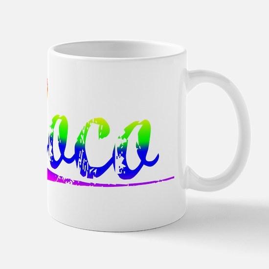 Coco, Rainbow, Mug