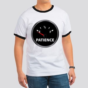 Out of Patience Fuel Gauge Ringer T