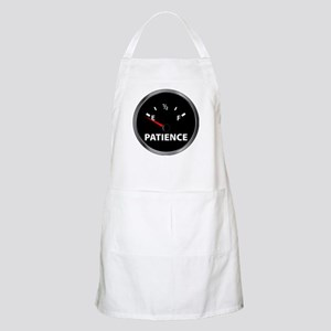 Out of Patience Fuel Gauge Apron