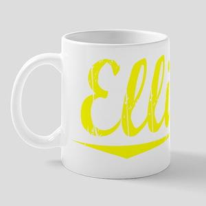 Ellison, Yellow Mug