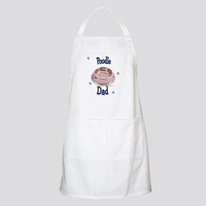 Poodle Dad BBQ Apron
