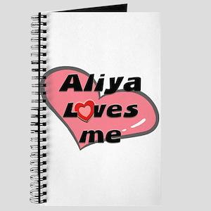 aliya loves me Journal