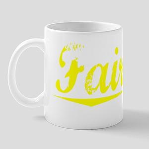 Fairfax, Yellow Mug