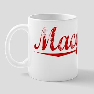 Macgregor, Vintage Red Mug