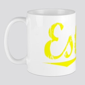 Estelle, Yellow Mug