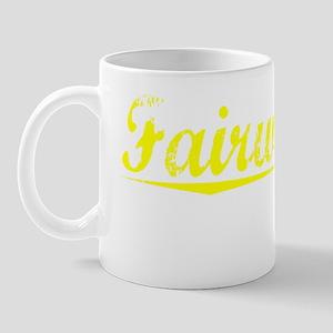 Fairweather, Yellow Mug