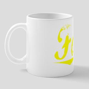 Faber, Yellow Mug