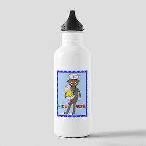NICU Nurse Blanket Stainless Water Bottle 1.0L