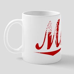 Maris, Vintage Red Mug