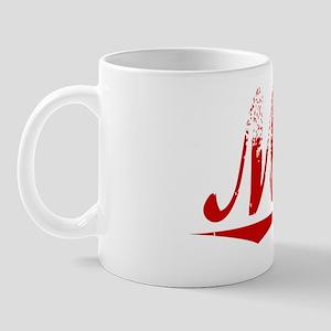 Masi, Vintage Red Mug