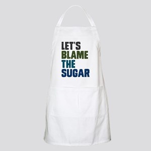 Lets Blame The Sugar Apron