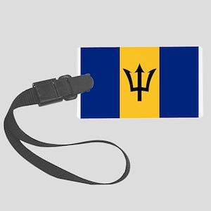 Barbados Luggage Tag