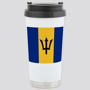 Barbados Travel Mug