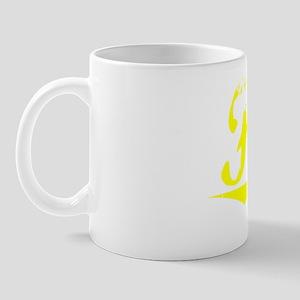 Fray, Yellow Mug