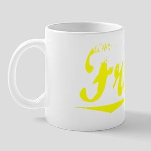 Frisch, Yellow Mug