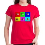 Andy Warhola Bagels Women's Dark T-Shirt