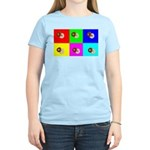 Andy Warhola Bagels Women's Light T-Shirt