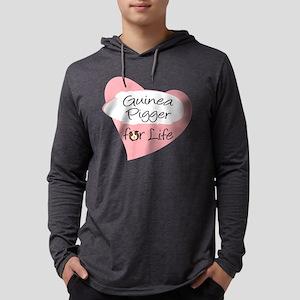 Guinea Pigger for Life Long Sleeve T-Shirt