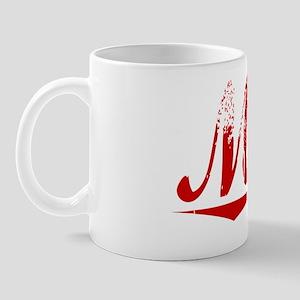 Miele, Vintage Red Mug