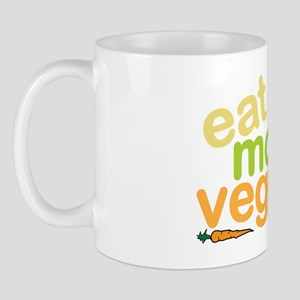 Eat More Veggies Mug