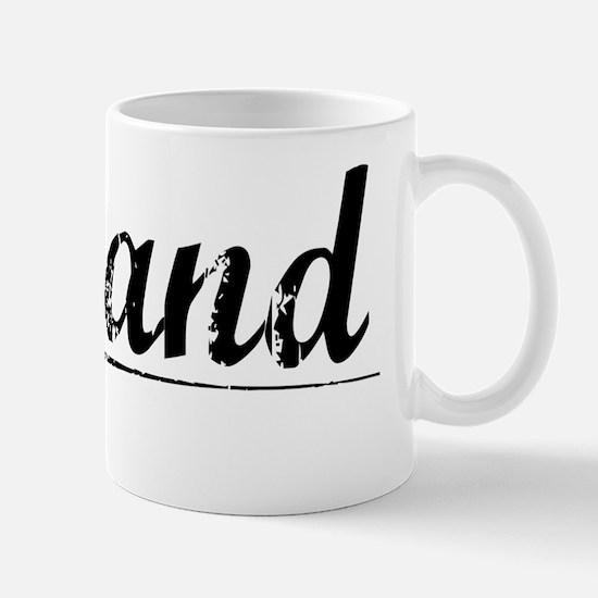 Ryland, Vintage Mug