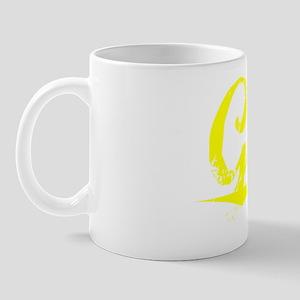 Ganz, Yellow Mug