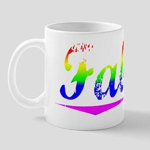 Fabian, Rainbow, Mug