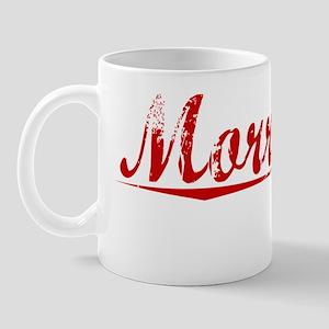 Morrissey, Vintage Red Mug