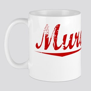 Murakami, Vintage Red Mug