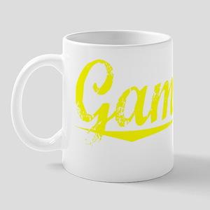 Gamache, Yellow Mug