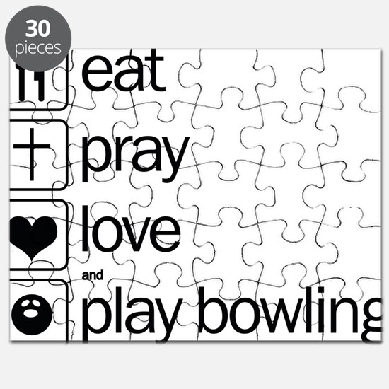 eat and play bowling Puzzle