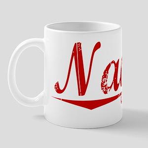 Naylor, Vintage Red Mug