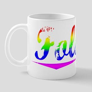 Folsom, Rainbow, Mug