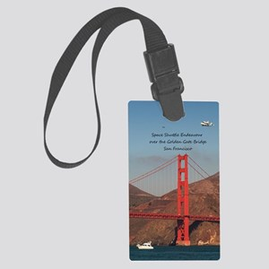 SF_5.5x8.5_Journal_EndeavourOver Large Luggage Tag
