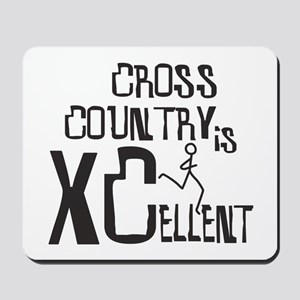 XC Cross Country Mousepad