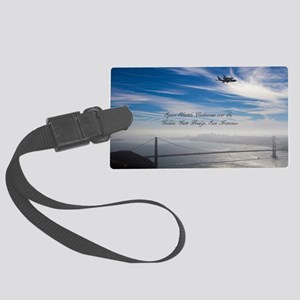 SF_5x3rect_sticker_EndeavourOver Large Luggage Tag