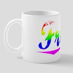 Frisch, Rainbow, Mug