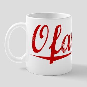 Ofarrell, Vintage Red Mug