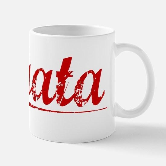 Ogata, Vintage Red Mug