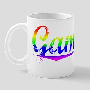 Gamache, Rainbow, Mug