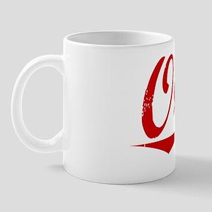 Orvis, Vintage Red Mug