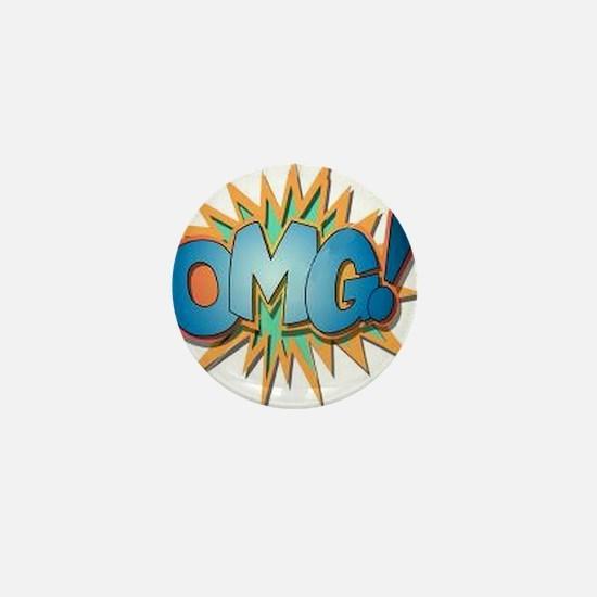 OMG Mini Button
