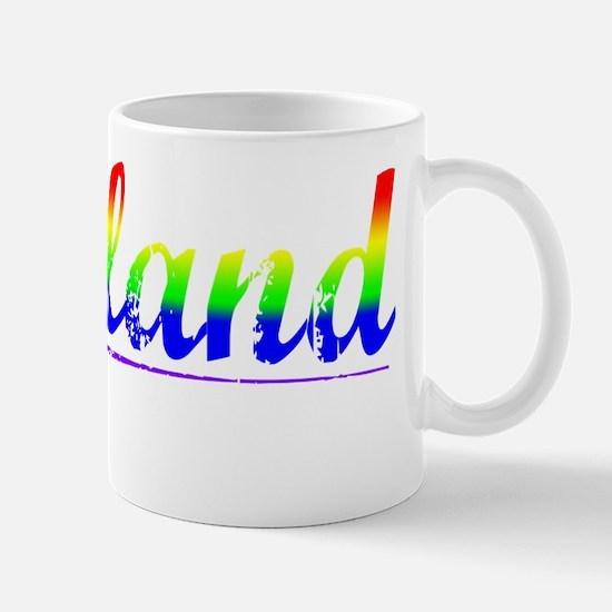 Gilliland, Rainbow, Mug
