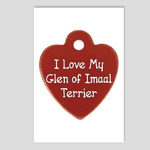 Love My Glen Postcards (Package of 8)