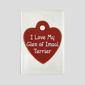 Love My Glen Rectangle Magnet