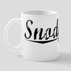 Snodgrass, Vintage Mug