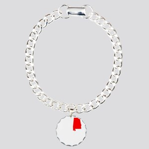 i love AL -2 Charm Bracelet, One Charm