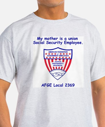 Grey: My Mother Is In AFGE Local 2369