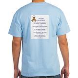 Autism Mens Classic Light T-Shirts