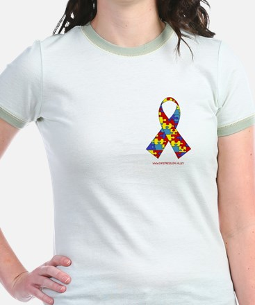 2 Sided Autism T